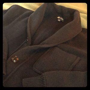 JCrew Men's Shawl Collar Cardigan